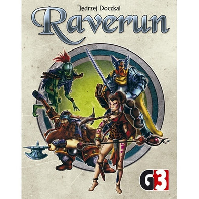 Buy Raverun and more Great Board Games Products at 401 Games