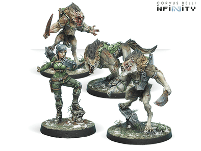 Infinity - Ariadna - Antipode Assault Pack - 401 Games