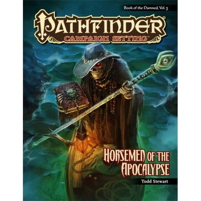 Pathfinder - Campaign Setting - Book of the Damned Volume 3: Horsemen of the Apocalypse - 401 Games