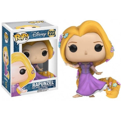 Buy Pop! Disney Princesses - Rapunzel and more Great Funko & POP! Products at 401 Games