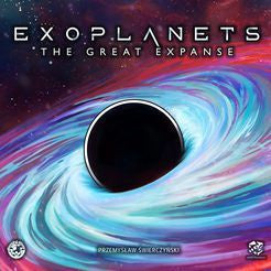 Exoplanets - The Great Expanse - 401 Games