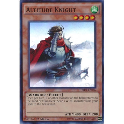 Altitude Knight - (Super Rare) (THSF) available at 401 Games Canada