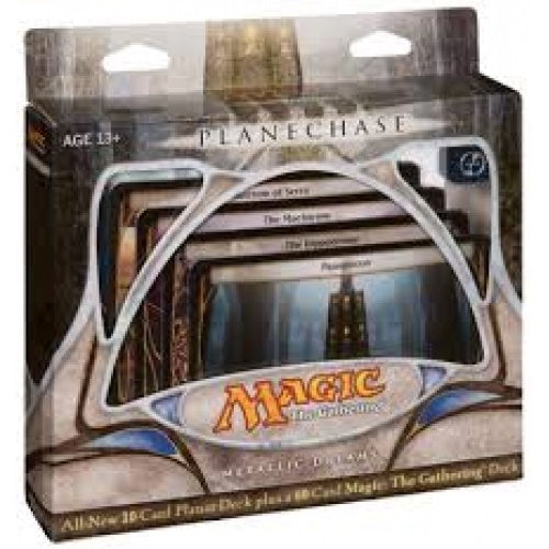 MTG - Planechase 2009 - Metallic Dreams - 401 Games