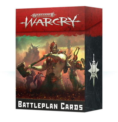 Warhammer - Age of Sigmar - Warcry - Battleplan Cards available at 401 Games Canada