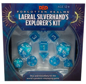 Dungeons & Dragons - 5th Edition - Laeral Silverhand's Explorer's Kit - 401 Games