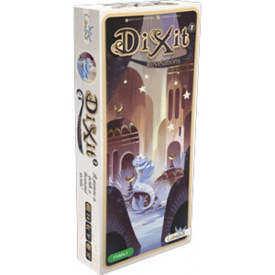 Buy Dixit - Revelations - 7 and more Great Board Games Products at 401 Games