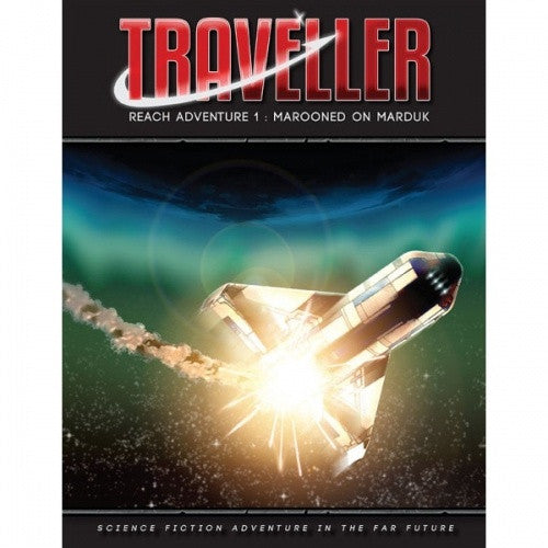 Traveller Reach Adventure 1 : Marooned on marduk - 401 Games