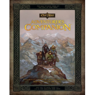 The One Ring - The Adventurer's Companion - 401 Games