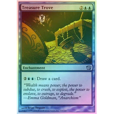 Treasure Trove (Foil) available at 401 Games Canada