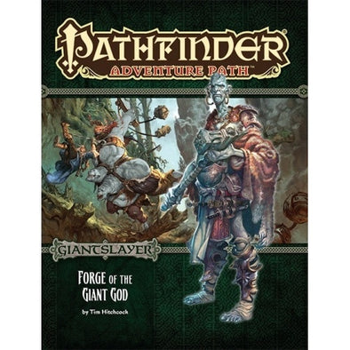 Pathfinder - Adventure Path - #93: Forge of the Giant God (Giantslayer 3 of 6) - 401 Games