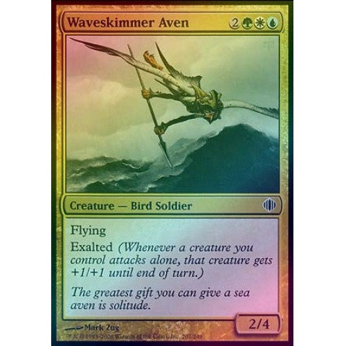 Waveskimmer Aven (Foil) (ALA) available at 401 Games Canada