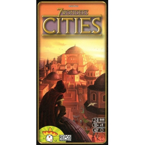 7 Wonders - Cities Expansion - 401 Games