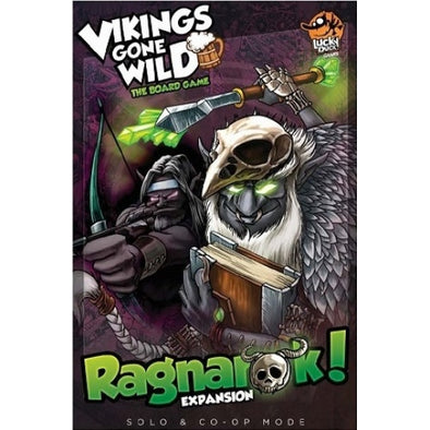 Vikings Gone Wild - The Board Game - Ragnarok! Expansion - 401 Games