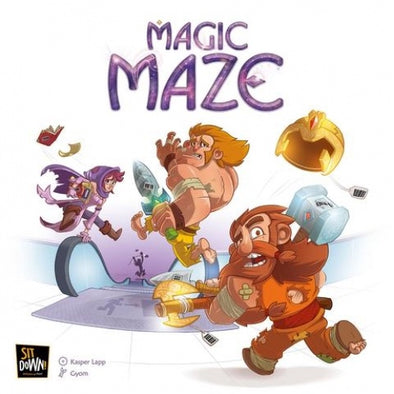 Magic Maze - 401 Games