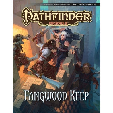 Buy Pathfinder - Module - Fangwood Keep and more Great RPG Products at 401 Games