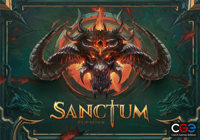 Buy Sanctum (Pre-Order) and more Great Board Games Products at 401 Games