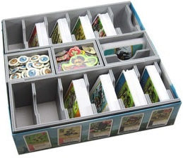 Folded Space - Imperial Settlers and 51st State - 401 Games