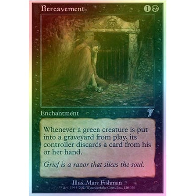 Bereavement (Foil) available at 401 Games Canada