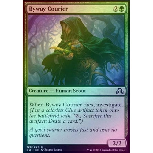 Byway Courier (Foil) - 401 Games