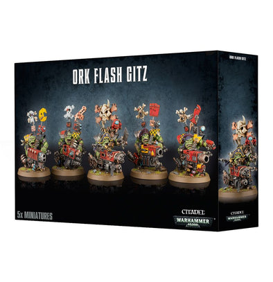 Warhammer 40,000 - Orks - Ork Flash Gitz available at 401 Games Canada