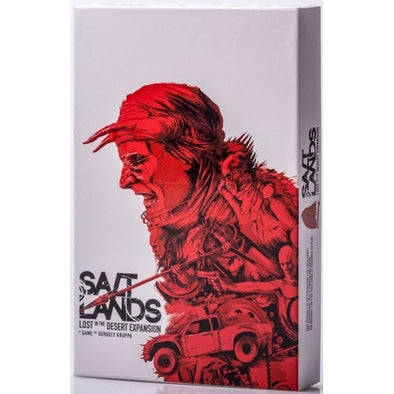 Saltlands - Lost in the Desert Expansion (Retail Edition) - 401 Games