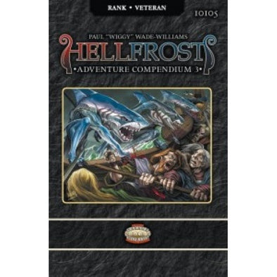 Savage Worlds - Hellfrost Adventure Compendium 3 available at 401 Games Canada