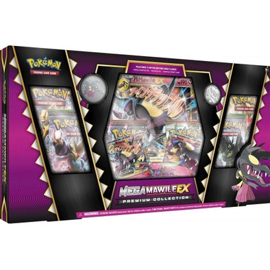 Buy Pokemon - Mega Mawile EX Premium Collection and more Great Pokemon Products at 401 Games