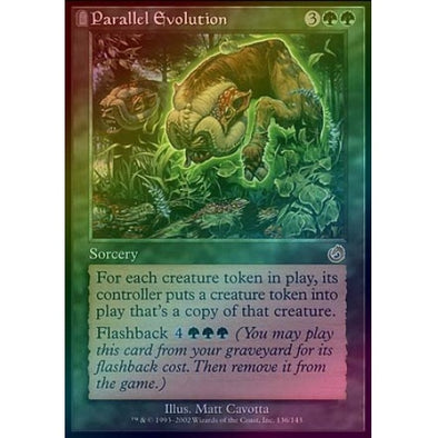 Parallel Evolution (Foil)