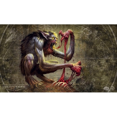 Arkham Horror - Bloodlust Playmat - 401 Games