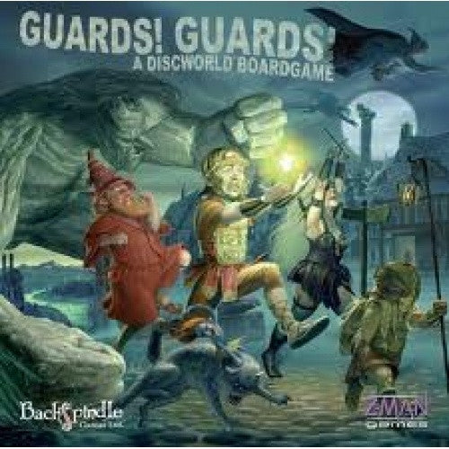 Guards! Guards! - 401 Games