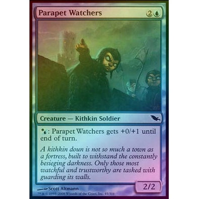 Parapet Watchers (Foil)