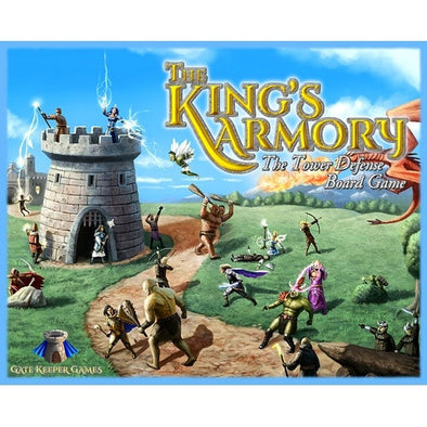 Buy The King's Armory and more Great Board Games Products at 401 Games