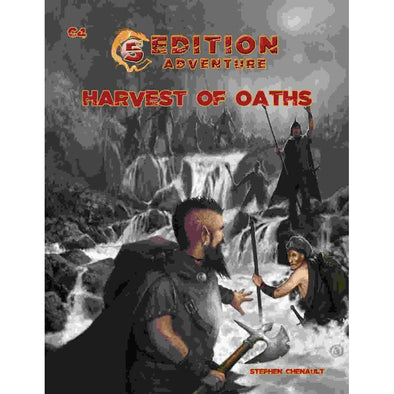 5th Edition Adventures C4: Harvest of Oaths