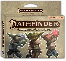 Pathfinder 2nd Edition - Condition Card Deck available at 401 Games Canada