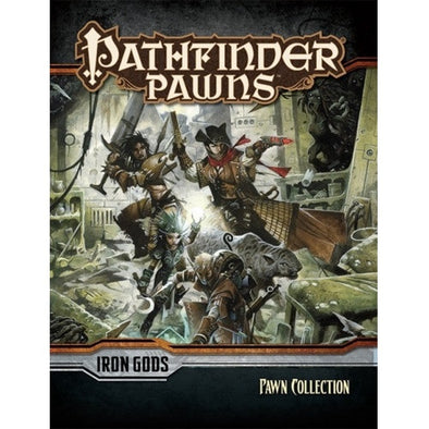 Pathfinder - Pawn Collection - Iron Gods - 401 Games