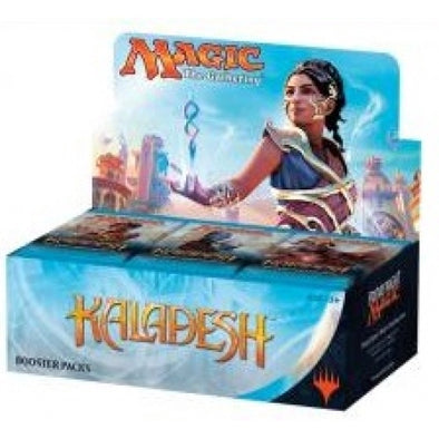 Buy MTG - Kaladesh - Korean Booster Box and more Great Magic: The Gathering Products at 401 Games