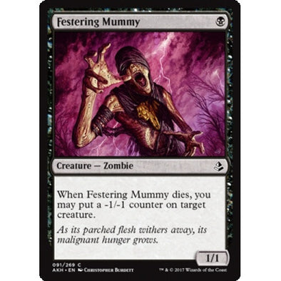 Festering Mummy (AKH) available at 401 Games Canada