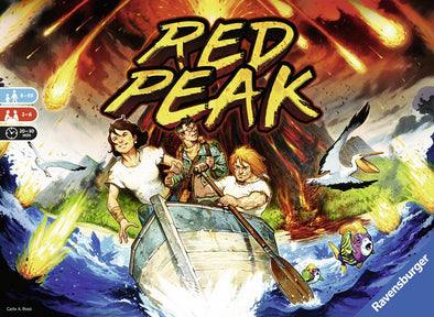 Red Peak available at 401 Games Canada