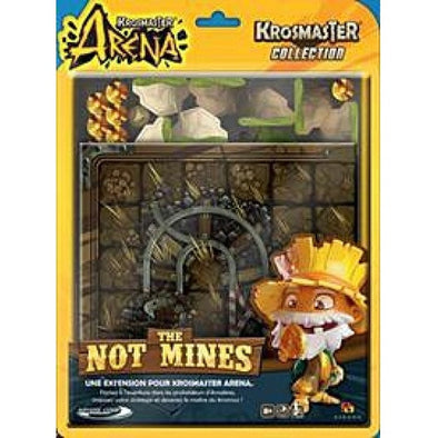 Krosmaster Arena - The Not Mines Expansion - 401 Games