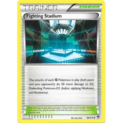 Buy Fighting Stadium - 90/111 and more Great Pokemon Products at 401 Games