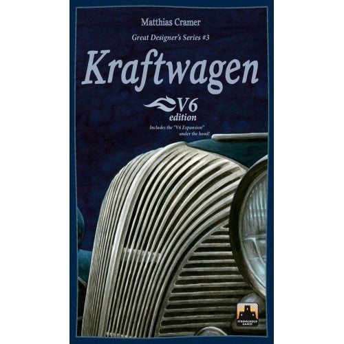 Kraftwagen - V6 Edition - 401 Games