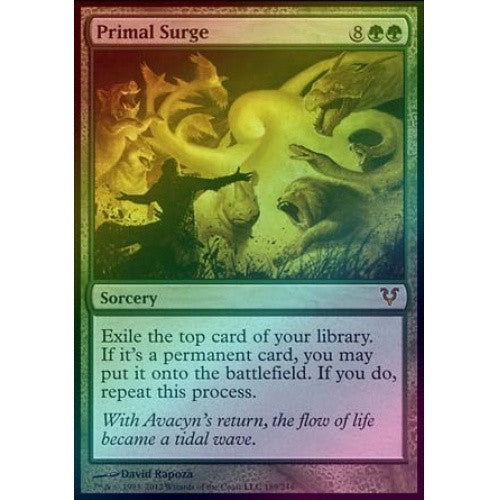 Primal Surge (Foil) (AVR) available at 401 Games Canada