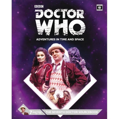 Doctor Who: Adventures in Time and Space - The Seventh Doctor Sourcebook - 401 Games