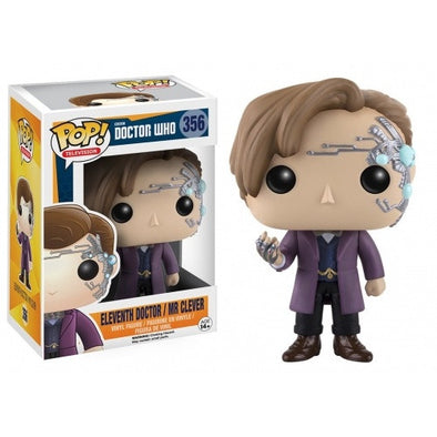 Buy Pop! Doctor Who - Eleventh Doctor Mr. Clever and more Great Funko & POP! Products at 401 Games