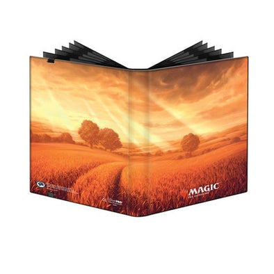 Ultra Pro - Pro Binder 9 Pocket - Magic: The Gathering - Unstable Lands - Plains available at 401 Games Canada