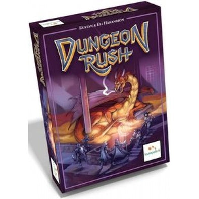 Buy Dungeon Rush and more Great Board Games Products at 401 Games