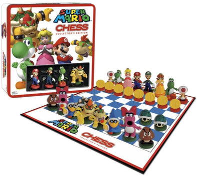 Chess Set - Super Mario Bros.