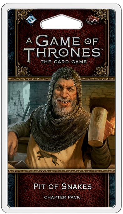 Buy Game of Thrones LCG - 2nd Edition - The Pit of Snakes (Pre-Order) and more Great Board Games Products at 401 Games