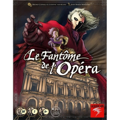 Buy Le Fantome de l'Opera and more Great Board Games Products at 401 Games