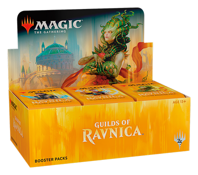 MTG - Guilds of Ravnica - English Booster Box - 401 Games